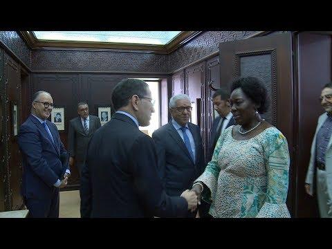 رئيس الحكومة يؤكد استعداد المغرب لتقاسم التجارب والخبرات مع جمهورية أوغندا