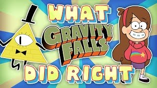 Video Cartoons and Conclusions: What Gravity Falls Did RIGHT | A Video Essay MP3, 3GP, MP4, WEBM, AVI, FLV Maret 2019