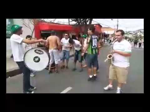 CHARANGA DA BARRA UNA (TORCIDA DO AMÉRICA) - VÍDEO 1 - Barra Una - América Mineiro
