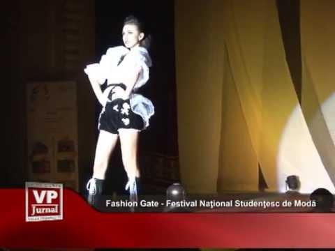 Fashion Gate – Festival Naţional Studenţesc de Modă