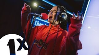 Video Jorja Smith covers Luther Vandross X Drake's Never Too Much in the 1Xtra Live Lounge MP3, 3GP, MP4, WEBM, AVI, FLV Agustus 2018