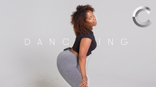 Dancing | 100 People Show Us What It Looks Like When They Dance | Keep it 100 | Cut