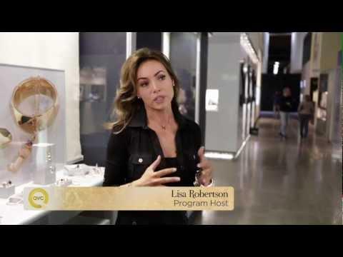 Italian Gold Jewelry: QVC in Vicenza