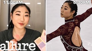Video An Olympic Figure Skater's Entire Routine, from Waking Up to Showtime | Allure MP3, 3GP, MP4, WEBM, AVI, FLV Agustus 2019