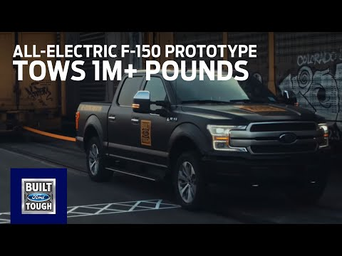 Ford F-150 eléctrica