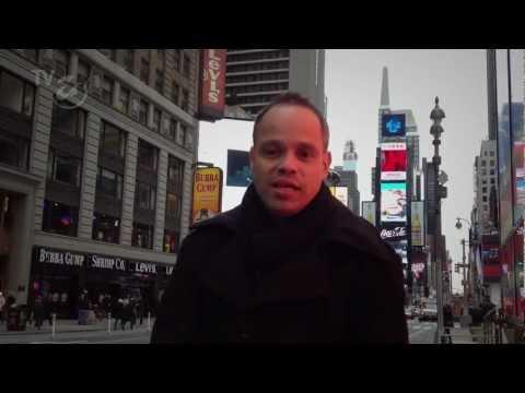 Chamada Executivo Global - Nova York