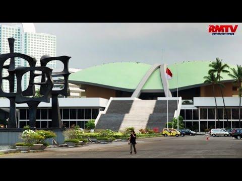Tingkat Pengamanan Di DPR Lemah