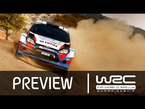 Vídeo resumen previo en inglés WRC Rallye México 2015