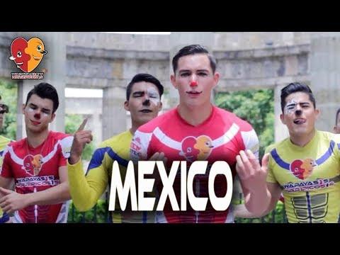 Wapayasos y Horripicosos Mexico Video Oficial
