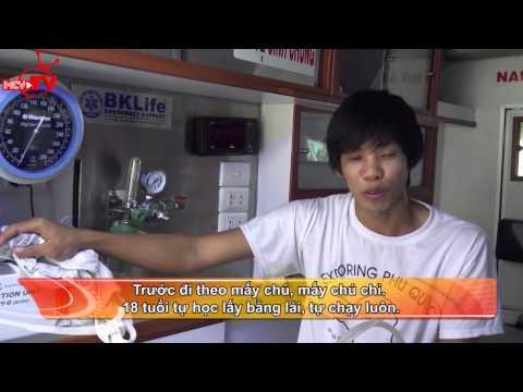 Xe cứu thương miễn phí chở người nghèo | Camera Cận Cảnh tập 105