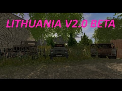 LITHUANIA v2.0 beta