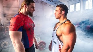 Video Strongman VS Bodybuilder - STRENGTH WARS 2k16 #4 MP3, 3GP, MP4, WEBM, AVI, FLV Mei 2017