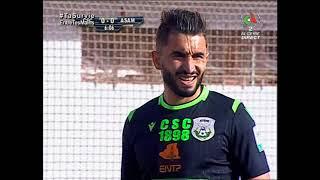 Ligue 1 Pro : Le match CSC-ASAM (01 Janvier 2021)