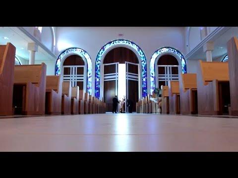 Resumo da Inauguração do Santuário do Sagrado Coração de Jesus