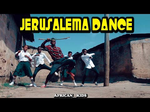 Masterkg ft Nomsebo—Jerusalema official dance video