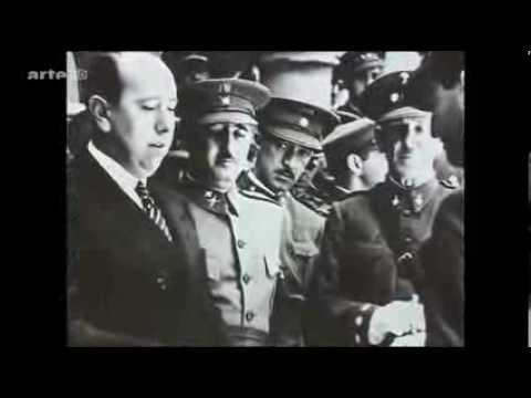 Francisco Franco (1892-1975) - spanischer General und D ...