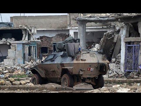 Συρία: Σφίγγει ο κλοιός για τους τζιχαντιστές στην Αλ Μπαμπ-Αυξάνονται οι απώλειες για τον…