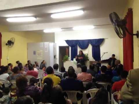 IPDA DE SANTA MARIA DA SERRA SP