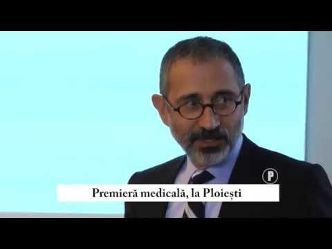 Premieră medicală, la Ploiești