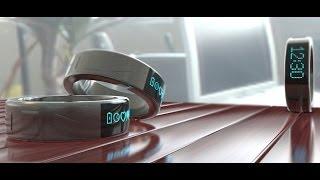 【スマートフォンと無線接続する指輪型デバイス】「Smarty Ring」
