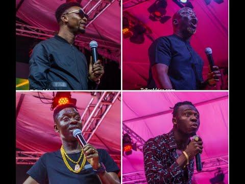 Best Comedians at AyLive 2019
