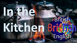 In the Kitchen, Learn English Vocabulary, Linguaspectrum Vocabulary Lessons