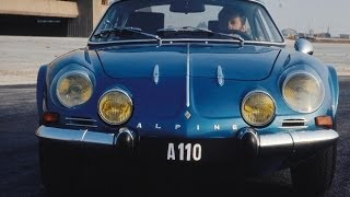 Renault Alpine A110 History