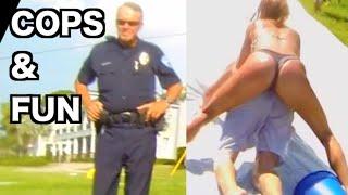 EPIC Florida Slip N Slide (Cops Called?)