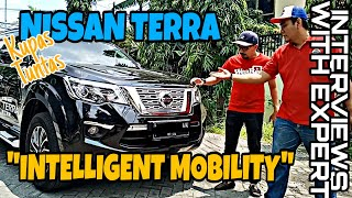 "Download Video NISSAN TERRA INTERVIEWS WITH EXPERT, ""INTELLIGENT MOBILITY"" MP3 3GP MP4"