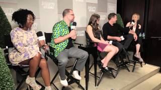 """The Keeping Room"" Interview: Hailee Steinfeld, Sam Worthington, and Brit Marling"
