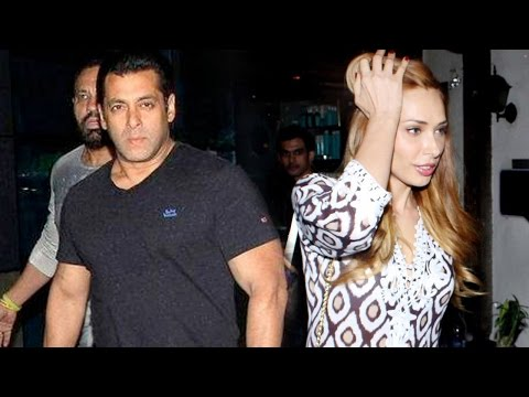 Shocking! Salman Khan's Girlfriend Iulia Vantur Ha