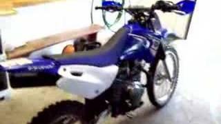6. '07 Yamaha TT-R 125L