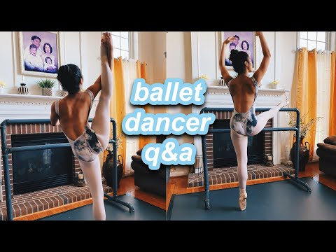 body image? learning balanchine? stage mishaps? flexibility tips? | dancer answers YOUR questions!