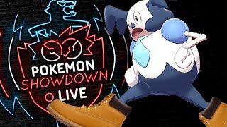 Enter MR. MIME! Pokemon Sword and Shield! Galarian Mr. Mime Pokemon Showdown Live! by PokeaimMD