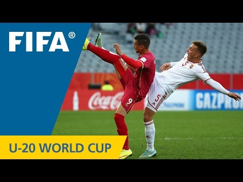 Serbia V. Hungary - Match Highlights FIFA U-20 World Cup New Zealand 2015