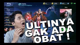 Download Video FASHA HERO MAGE RANGE TERJAUH BIKIN MUSUH KOCAR-KACIR NIH ! - MOBILE LEGENDS INDONESIA MP3 3GP MP4