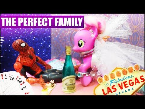 MLP The Perfect Family Season 6 Episode 1 | Honeymoon in VEGAS |