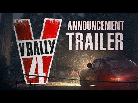 V-Rally 4 Trailer d'annonce de V-Rally 4