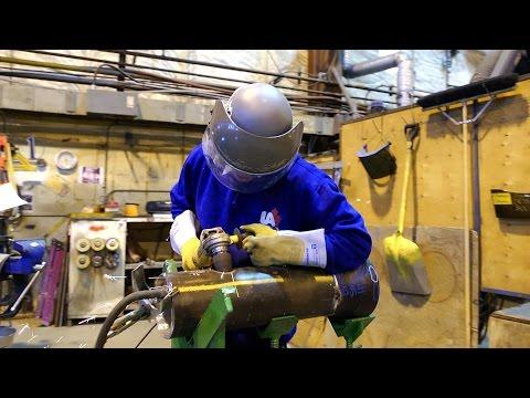 Occupational Video - Steamfitter-Pipefitter