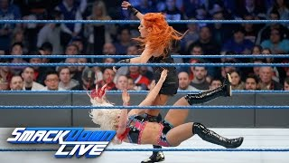 Nonton Alexa Bliss vs. Becky Lynch - Women's Title Match: SmackDown LIVE Wild Card Finals, Dec. 27, 2016 Film Subtitle Indonesia Streaming Movie Download