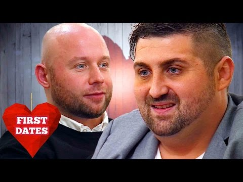 Guy Tells Date To Leave Before Main Course | First Dates (видео)