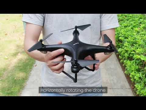 How to Pair and Calibrate Potensic D58 GPS Camera Drone