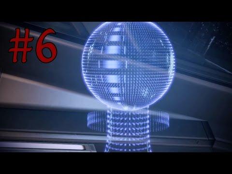 Mass Effect 2 Walkthrough - EDI Conversation 1 (видео)