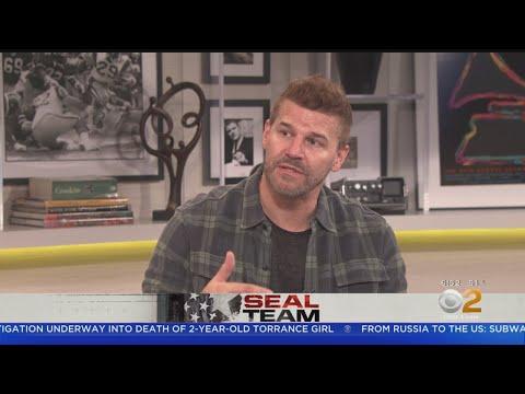 'Seal Team' Star David Boreanaz Talks About Third Season, Shooting In Serbia
