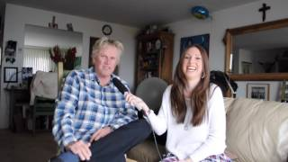 Walking into Mr. Busey's home, I was excited and unsure of what to expect.  It's not every day that you're invited to do such an interview.  The feelings I left with, were admiration, accomplishment, proud.  I honestly could not be happier with the way this interview turned out.  Busey is one of the most genuine people I have ever come across, and he will forever have a place in my heart.