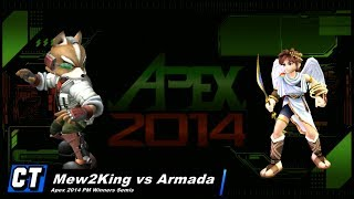 Apex 2014 – CT EMP Mew2King vs CT EMP Armada – Winners Semis