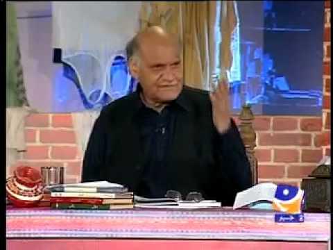 Tu Ki Jany Anwar Masood