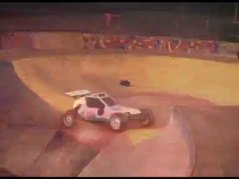 Crazy RC Car FAIL Compilation @ Livingston Skate Park. Marionville Models