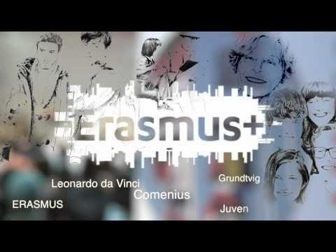 Minuto Europeu nº 14 - ERASMUS+
