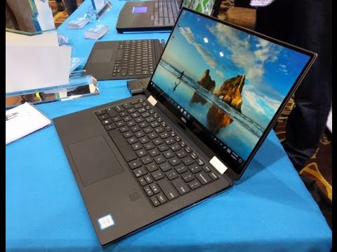 , title : 'Dell XPS 13 convertible notebook with Kaby Lake-Y'